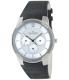 Skagen Men's 856XLSLC White Leather Quartz Watch - Main Image Swatch