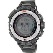 Casio Men's PRG130-1V Silver Resin Quartz Watch
