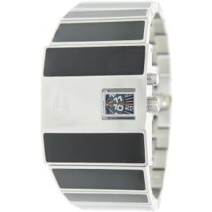 Nixon Men's ROTOLOG A028000 Black Ceramic Analog Quartz Watch