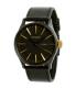Nixon Men's Sentry A1051041 Black Leather Quartz Watch - Main Image Swatch