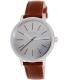 Nixon Women's Sentry A108747 Brown Leather Quartz Watch - Main Image Swatch