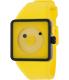 Nixon Men's Newton A116250 Yellow Plastic Analog Quartz Watch - Main Image Swatch