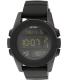 Nixon Men's Unit A197000 Black Polyurethane Quartz Watch - Main Image Swatch