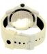 Nixon Men's Genie A326100 White Polyurethane Quartz Watch - Back Image Swatch
