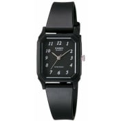 Casio Women's Core LQ142-1B Black Resin Quartz Watch