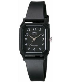 Casio Women's Core LQ142-1B Black Resin Quartz Watch