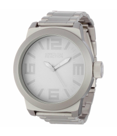 Kenneth Cole Reaction Men's RK3209 Silver Stainless-Steel Analog Quartz Watch