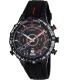 Timex Men's IQ T2N720 Black Silicone Quartz Watch - Main Image Swatch