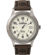 Timex Men's Expedition T49870 Brown Calf Skin Analog Quartz Watch - Main Image Swatch