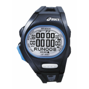 Asics Men's Race CQAR0102 Digital Polyurethane Quartz Watch
