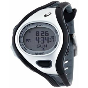 Asics Men's Challenge CQAR0301 Digital Polyurethane Quartz Watch