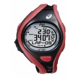 Asics Men's Challenge CQAR0404 Red Polyurethane Quartz Watch