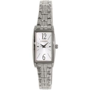 Citizen Women's Classic Quartz EX0300-57A Silver Stainless-Steel Quartz Watch
