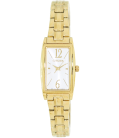 Citizen Women's Classic Quartz EX0302-51A Mother-Of-Pearl Stainless-Steel Quartz Watch