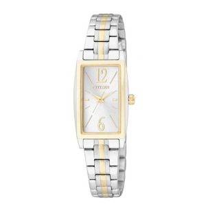 Citizen Women's Classic Quartz EX0304-56A Silver Stainless-Steel Quartz Watch