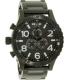 Nixon Men's 51-30 A083001 Black Stainless-Steel Analog Quartz Watch - Main Image Swatch