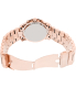 Michael Kors Women's Runway MK5128 Rose-Gold Stainless-Steel Quartz Watch - Back Image Swatch