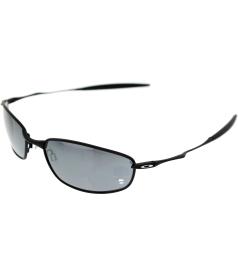 Oakley Men's Gradient Whisker 05-715 Black Rectangle Sunglasses