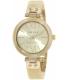 Anne Klein Women's 10-9652CHHN Gold Stainless-Steel Quartz Watch - Main Image Swatch