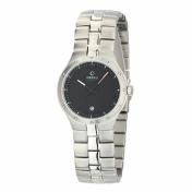 Obaku Men's V111 V111LCBSC Black Stainless-Steel Quartz Watch