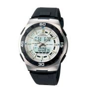 Casio Men's Core AQ164W-7AV Beige Resin Quartz Watch
