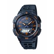 Casio Men's Core AQS800W-1B2V Black Resin Quartz Watch
