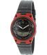 Casio Men's Illuminator AW80-4BV Black Resin Quartz Watch - Main Image Swatch