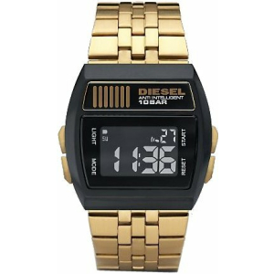 Diesel Men's DZ7195 Digital Stainless-Steel Quartz Watch