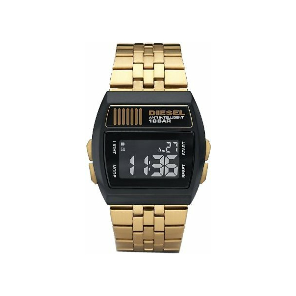 Diesel Men's DZ7195 Digital Stainless-Steel Quartz Watch