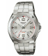 Casio Men's Edifice EF126D-7AV Silver Stainless-Steel Quartz Watch - Main Image Swatch