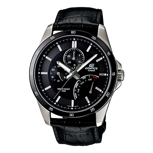 Casio Men's Edifice Watch EF341L-1AV - Main Image