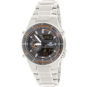 Casio Men's Edifice EFA131D-1A4V Silver Stainless-Steel Quartz Watch