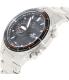 Casio Men's Edifice EFA131D-1A4V Silver Stainless-Steel Quartz Watch - Side Image Swatch