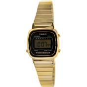 Casio Women's Core LA670WGA-1 Gold Stainless-Steel Quartz Watch