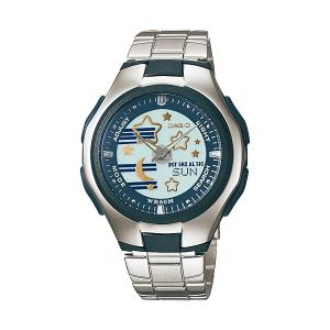 Casio Women's Core LCF10D-2AV Silver Stainless-Steel Quartz Watch