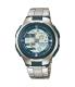 Casio Women's Core LCF10D-2AV Silver Stainless-Steel Quartz Watch - Main Image Swatch