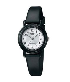 Casio Women's LQ139AMV-7B3 White Resin Quartz Watch