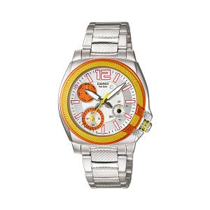 Casio Women's Core LTP1320D-9AV Silver Stainless-Steel Quartz Watch