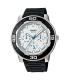 Casio Men's Core LTP1327-1E2V Black Resin Quartz Watch - Main Image Swatch