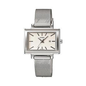 Casio Women's Core LTP1332BD-7A Silver Stainless-Steel Quartz Watch