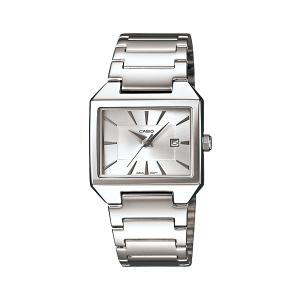 Casio Women's Core LTP1333D-7A Silver Stainless-Steel Quartz Watch