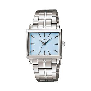 Casio Women's Core LTP1334D-2A Blue Stainless-Steel Quartz Watch