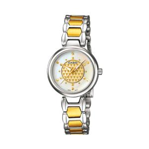 Casio Women's Core LTP1338SG-7A Silver Stainless-Steel Quartz Watch