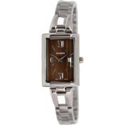 Casio Women's Core LTP1341D-5A Orange Stainless-Steel Quartz Watch