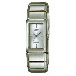 Casio Women's Core LTP2037A-7C Silver Stainless-Steel Quartz Watch