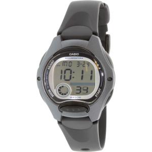 Casio Women's Core LW200-1BV Black Resin Quartz Watch
