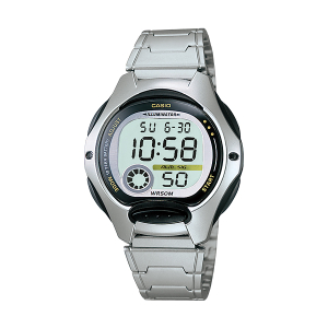Casio Men's Core LW200D-1AV Digital Metal Quartz Watch