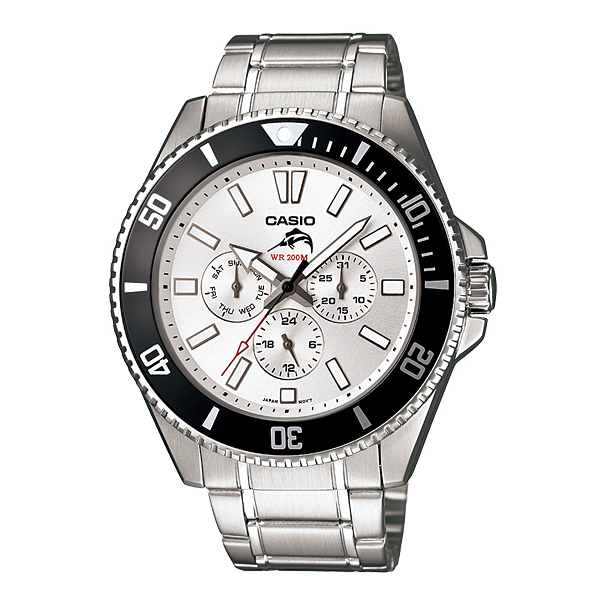 Casio Men's Core Watch MDV303D-7AV - Main Image