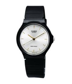 Casio Men's Core MQ24-7E2 White Resin Quartz Watch