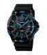 Casio Men's Core MTD1065B-1A1V Black Rubber Quartz Watch - Main Image Swatch